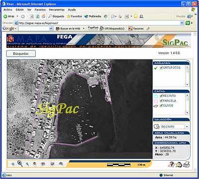 descargar mapas sigpac